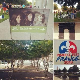 Kimbell Fest 2016 - France