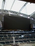 the JUMBOTRON